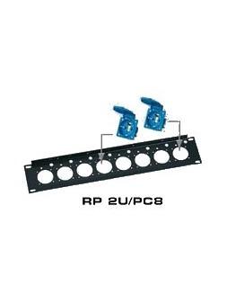 JB Systems - RP 2U/PC 8 pour 8 x prise