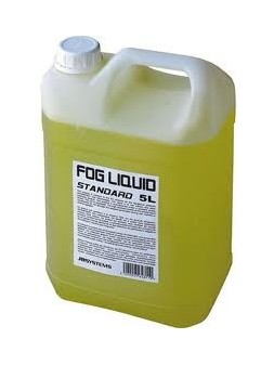 JB Systems - Liquide a Fumée STD 5 Litre (jaune)