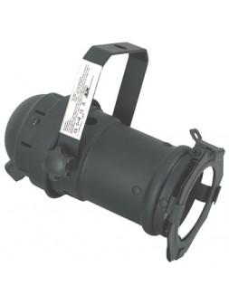 JB Systems - PAR 16 noir with GU 10 socket CE LVD + Porte gélatine