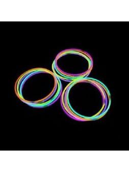 Collier fluorescent 22 pouces