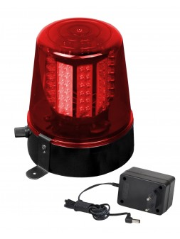 JB Systems - Led Police light girophare rouge
