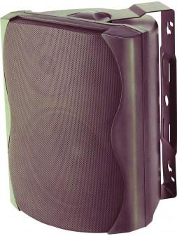 JB Systems - K 30/BL (1 pair) : mini enceinte noire 40W RMS / 8 Ohm