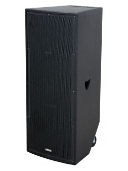 "JB Systems - Vibe 30 mkII Pro enceinte 2x15"" (600WRMS)"