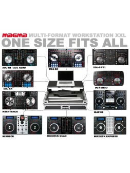 Magma - MULTI-FORMAT Workstation XXL