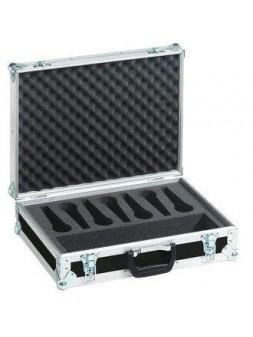 Flight Case pour 7 microphones