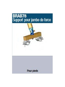 ASD - Support bracon bas - BRAB78
