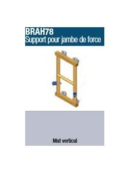 ASD - Support bracon haut - BRAH78