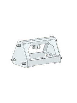 ASD - SX 290 de 0m50 avec support moteur intégré (pour moteur 250 Kg non fourni) - SXPAL