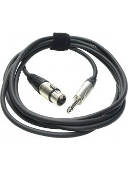 JB Systems - RF213 C114 noir with NP2C/NC3FX 3m