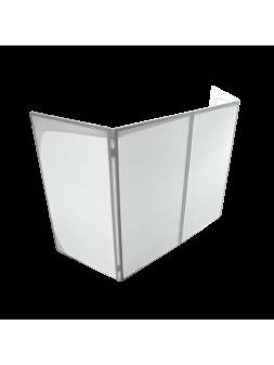Power Acoustics - Accessoires - Panneau décoratif en lycra blanc - DJ PANEL 140 WH