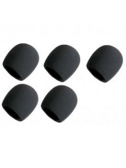 JB SYSTEMS - WINDSCREEN BLACK (5 pcs) - 00415