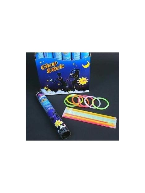 Stick bracelet Fluo x15