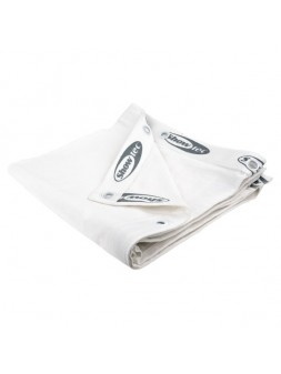 Showtec - Square cloth white - 89062