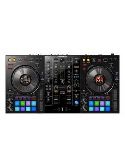Pioneer - Contrôleur DJ portable à 2 voies pour rekordbox dj - DDJ-800