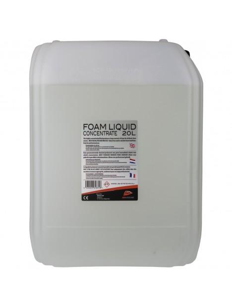 JB SYSTEMS - Liquide Mousse FOAM LIQUID 20l concentré 2% - 04831