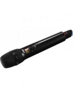 Microphone main UHF PLL avec capsule à condensateur 10/50 mW