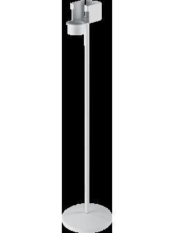 K&M - Stand de désinfectant (Hauteur 1,02 m, Support flacon 102 x 91 mm) - TKM 80340