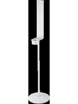 K&M - Stand de désinfectant (Hauteur 1,02 m, Support flacon 102 x 91 mm) - TKM 80320