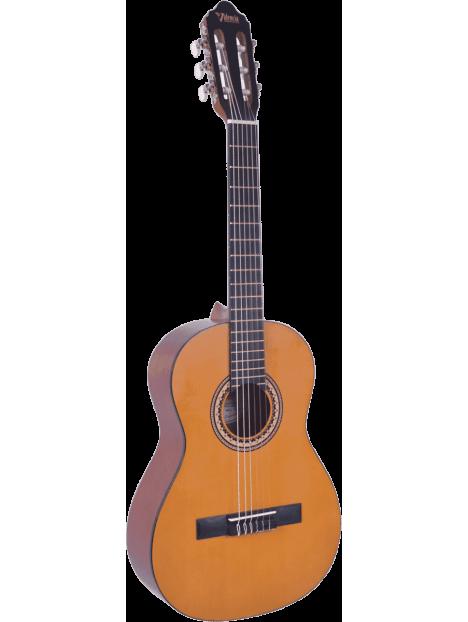 Valencia - Guitare acoustique vintage naturelle 3/4 - GVA VC203