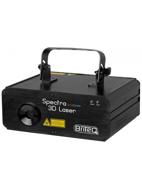SPECTRA-3D LASER