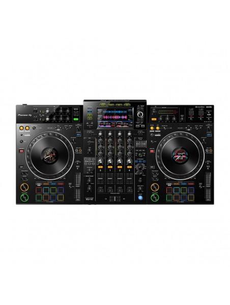 Pioneer - XDJ-XZ Système DJ professionnel tout-en-un 4 Voies pour rekordbox et Serato DJ Pro
