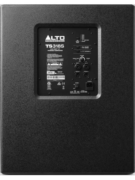 """Alto Professional - Subwoofers TS3 - 18"""" 1000W- SLT TS318S"""