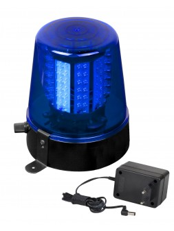 JB SYSTEMS - LED POLICE LIGHT BLUE - 04540