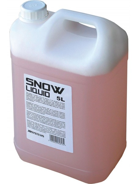 JB SYSTEMS - Liquide à neige SNOW LIQUID 5L - 04813