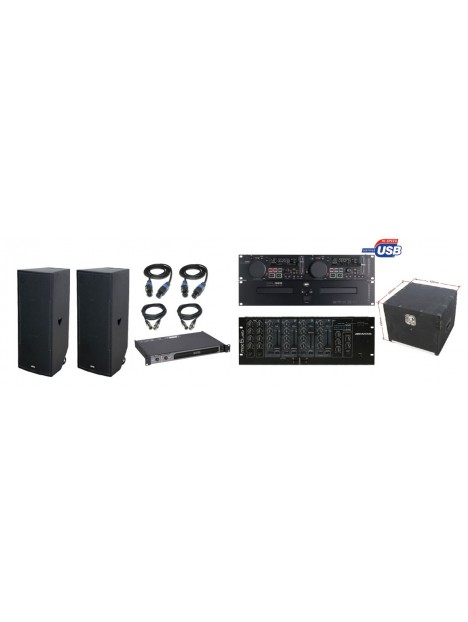 JB Systems - Pack Sono 1148
