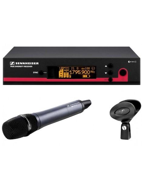 Sennheiser EW 135 G3-1G8 (1785-1800MHz) système microphone main sans fil