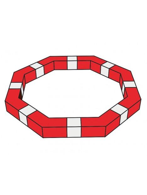 AGQUA-04 - Angle Quatro 2 directions 50cm 135°