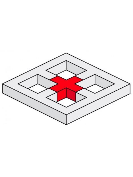 AGQUA-06 - Jonction Quatro 4 directions