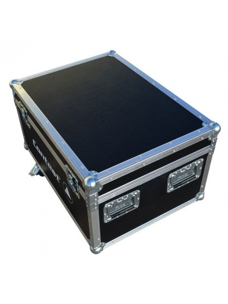 Fly4Ninja-S1 - Flight case pour 4 lyres Ninja-7x15QC