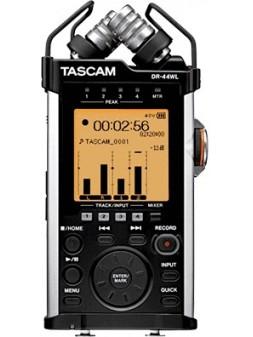 Tascam - Enregistreur portable Wifi 4 pistes DR-44WL