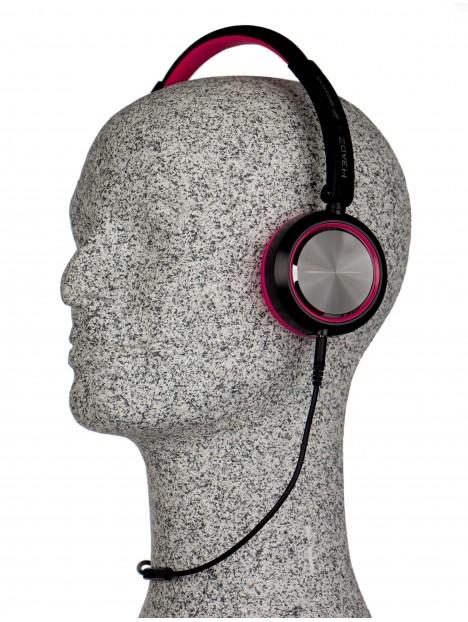 JB Systems - HeadZ Fuchsia