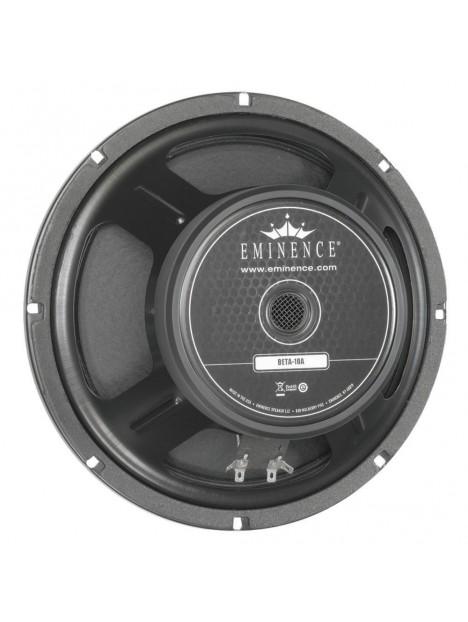 "Eminence Beta-10A - Haut-parleur 10"" 250 W 8 Ohms"