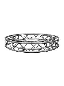 ASD - Cercle section structure alu rectangulaire 540x290 Ø 10m extérieur - SRC503010