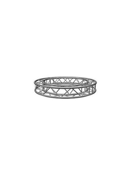 ASD - Cercle section structure alu rectangulaire 540x290 Ø 12m extérieur - SRC503012