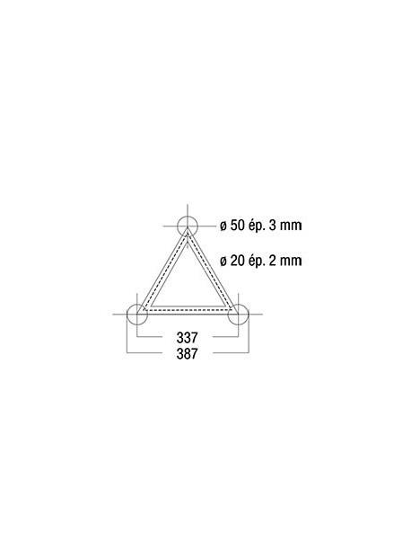 ASD - STRUCTURE ALU 390 1M00 - SX39100