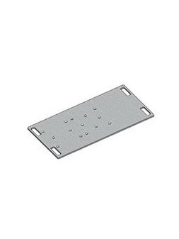 ASD - EMBASE ACIER pour SX 290, SZ 290, SC 300, SR 5030, 1000x500 trou centré déporté - EML1000X500
