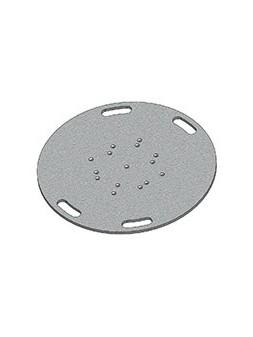 ASD - EMBASE ACIER pour SD 250, SC 250, SX 290, SZ 290, SC 300, SR 5030, Ø 800 mm. - EML259