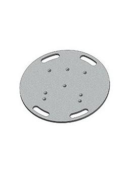 ASD - EMBASE ACIER pour EX50, SX290, SZ290, FX 50, SC300, SR 5030, Ø 600 mm. - EML60