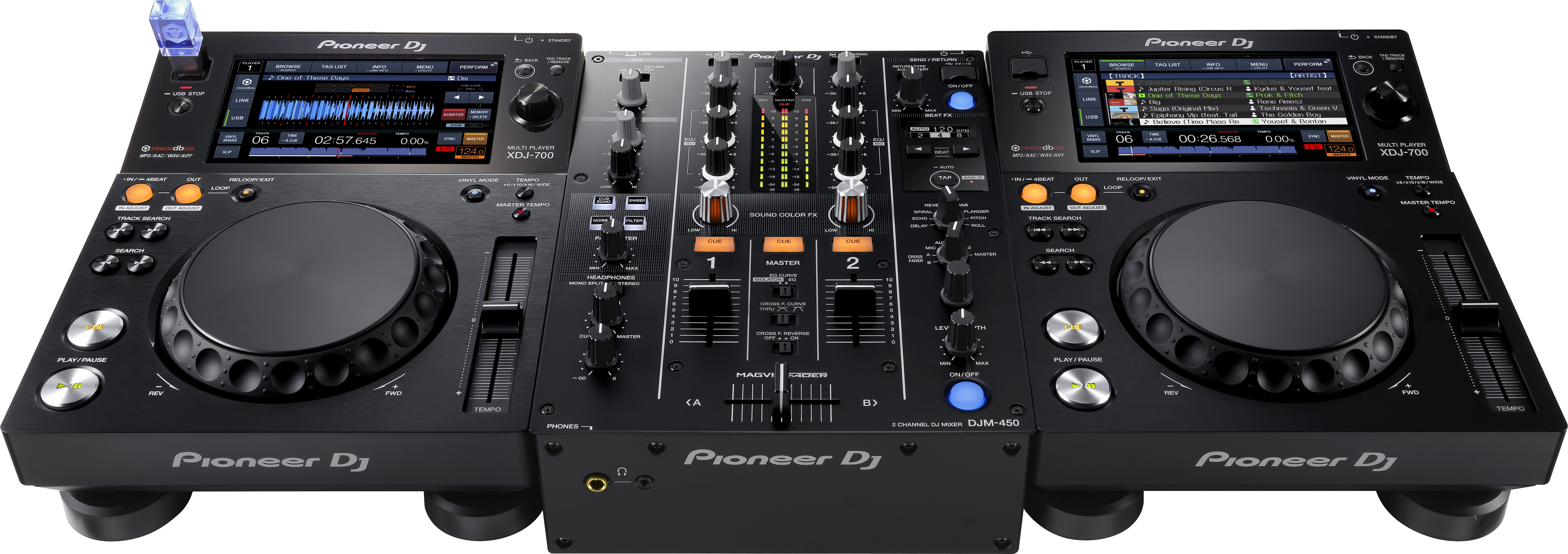 pioneer djm 450 table de mixage 2 voies 699 00 pi djm 450. Black Bedroom Furniture Sets. Home Design Ideas