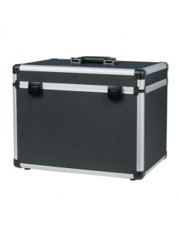 DAP AUDIO - Flight Case pour 4x Slim Par (Par plat) petit model (ADJ mega tripart profil)