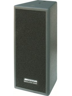 JB Systems - ISX 10 : Mid/High enceinte (2x5\'\' boomer) (1 PAIR)