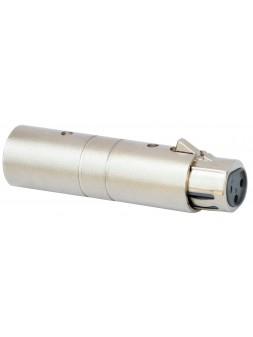 JB SYSTEMS - Adapter XLRmale 5P / XLRfem 3P - 01278