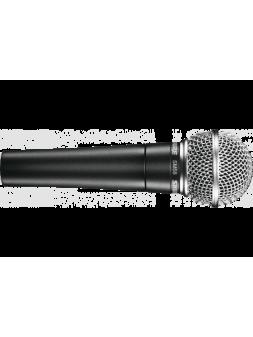 Shure - MIC VOIX DYNAMIQUE CARDIOIDE - SSE SM58SE (avec interrupteur)