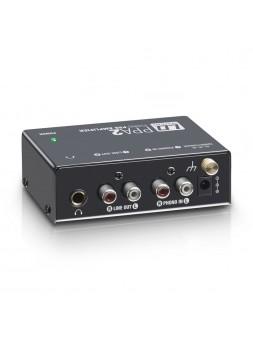 LD Systems - PPA 2 Préampli Phono avec correction RIAA