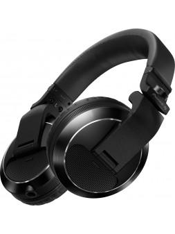 Pioneer - HDJ-X7 Casque DJ circum-aural professionnel (Noir) - HDJ-X7-K