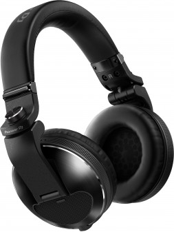 Pioneer - HDJ-X10 Casque DJ circum-aural professionnel de référence - HDJ-X10-K